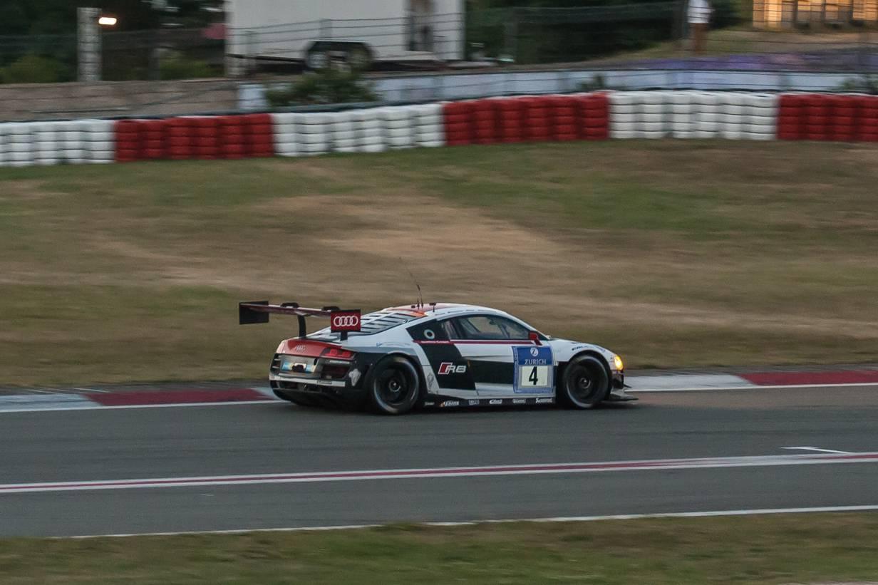 Sieger 24h Rennen Nürburgring: Phoenix Racing Audi R8 LMS ultra #4
