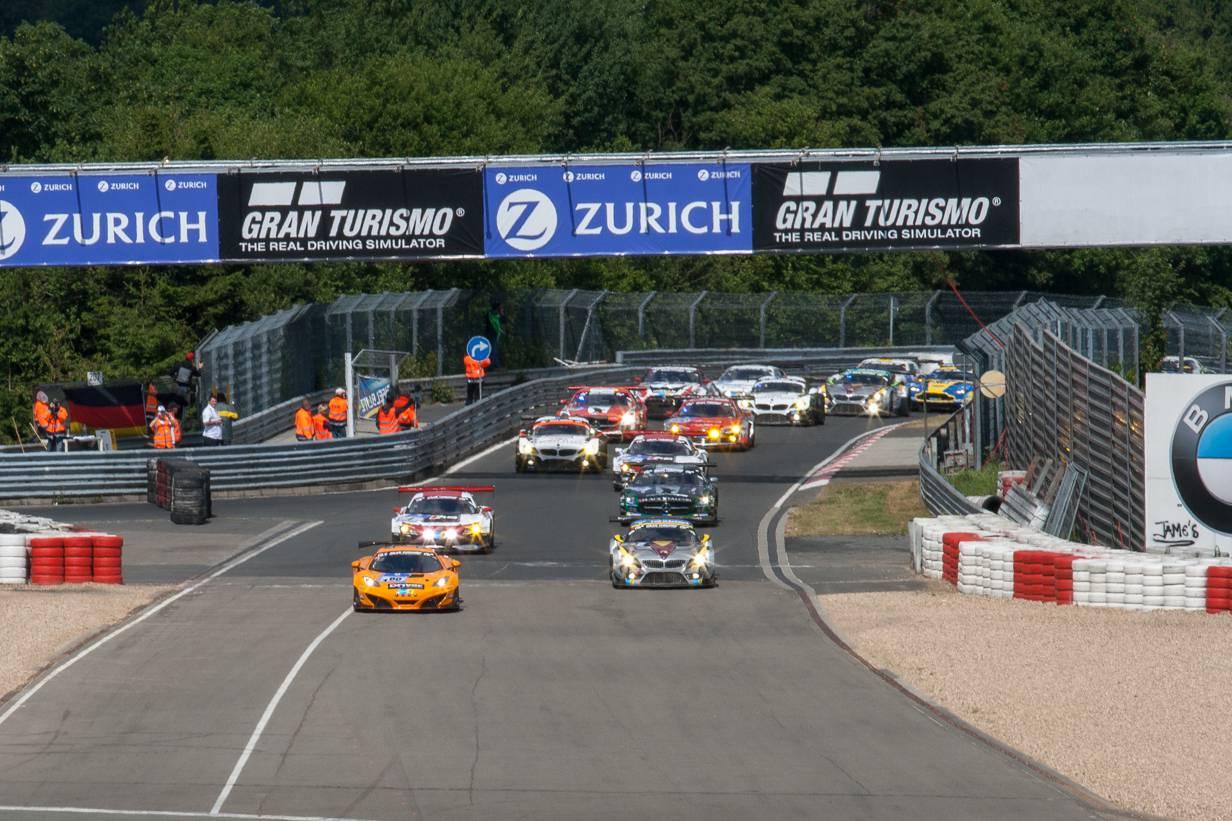 24h Rennen Nürburgring - Start