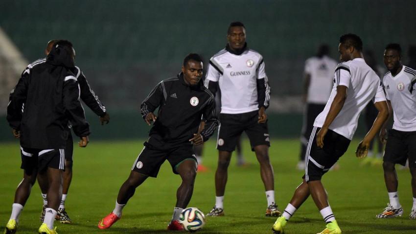 Nigeria bei der WM 2014