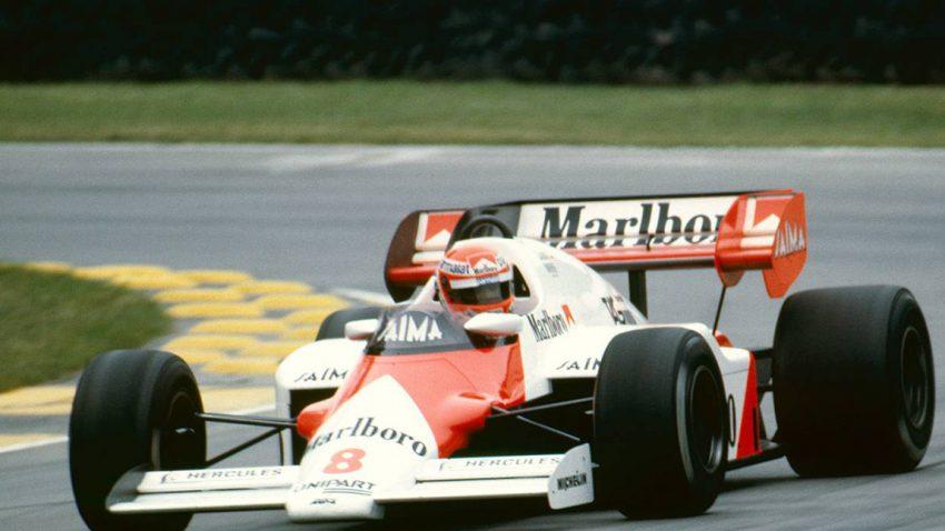 Formel 1: Laudas Heimsieg 1984