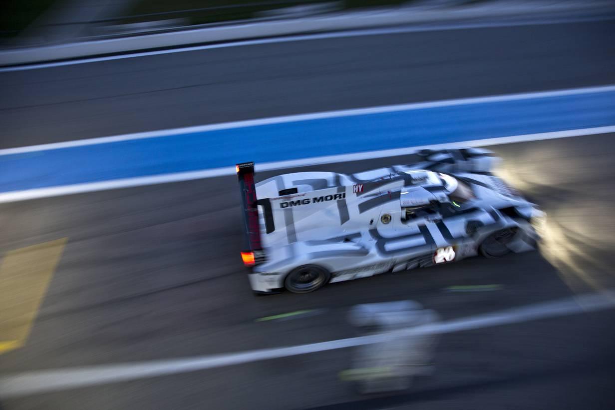 Porsche 919 Hybrid Le Mans 2014 Comeback