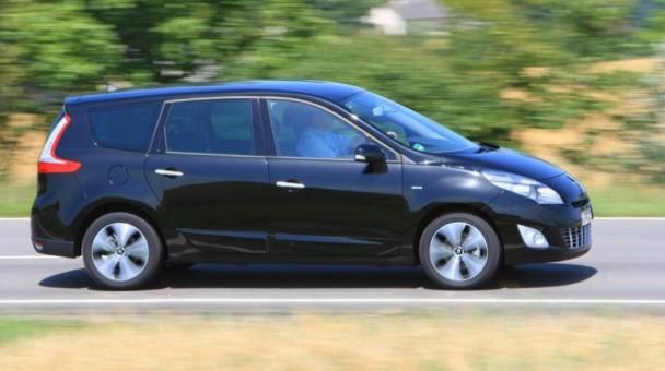 Renault Scenic. © Bild: press-inform