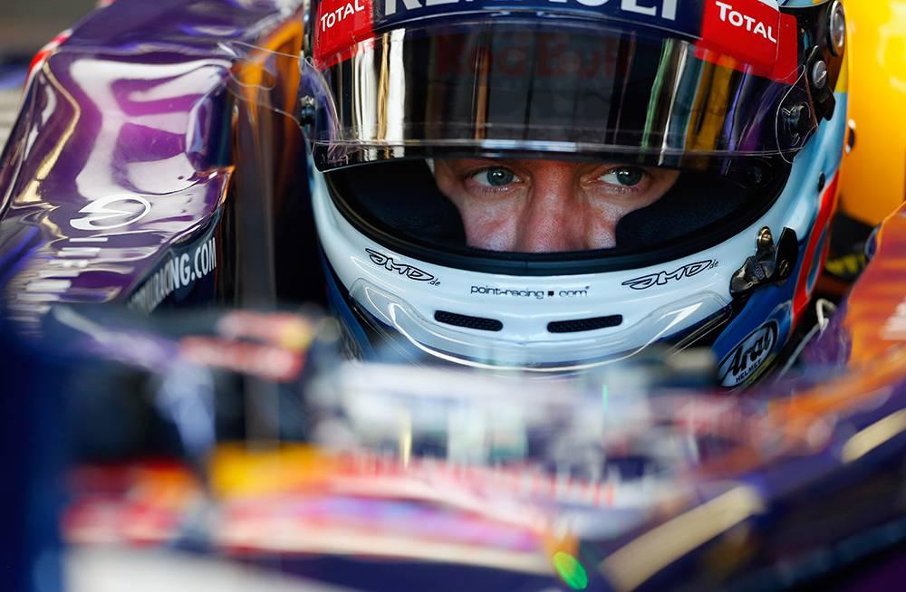 sebastian Vettel gp kanda formel 1