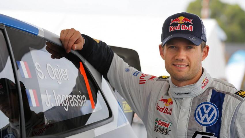 Der Rallye-Weltmeister gastiert am Wochenende im Porsche Supercup. © Massimo Bettiol/Getty Images