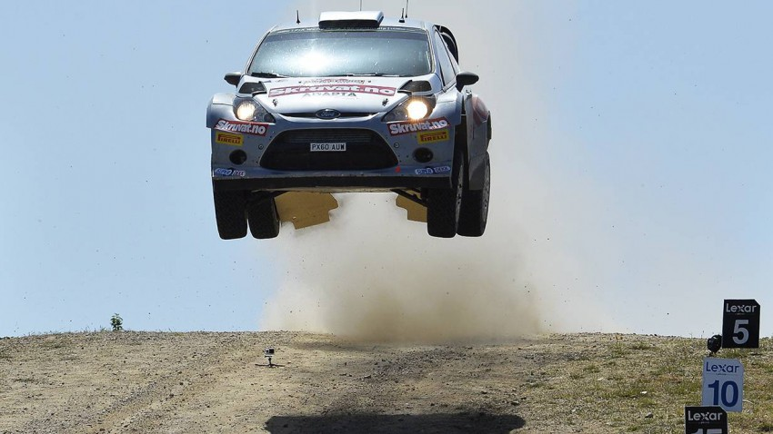 solberg minor rallye sardinien 2014