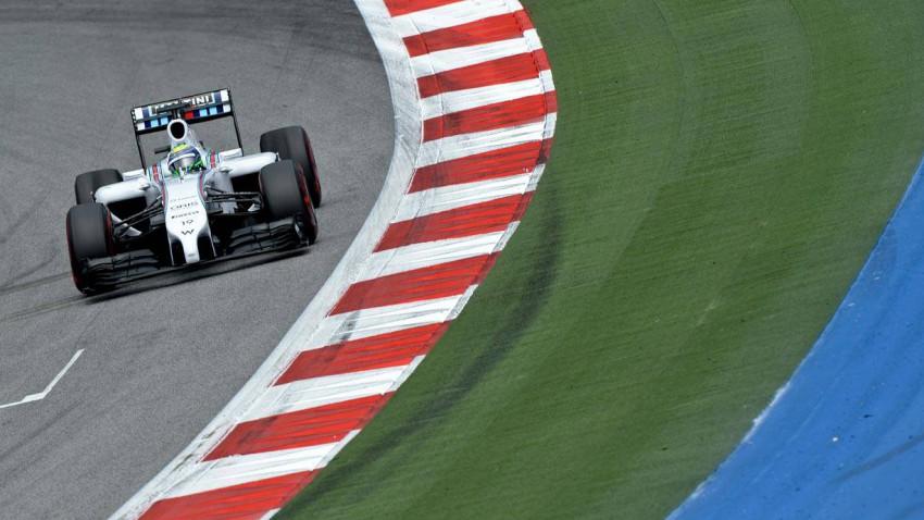 Felipe Massa in Spielberg