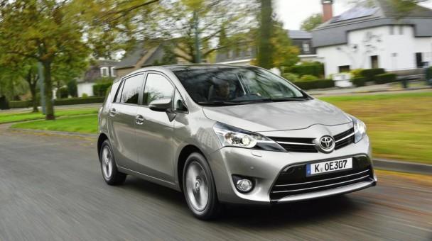 Toyota Verso. © Bild: press-inform