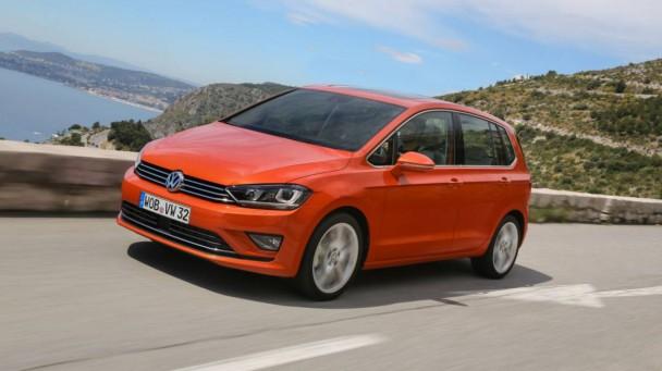 VW Golf Sportsvan. © Bild: press-inform