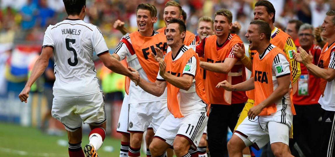 Wm 2014 Ergebnis Pressestimmen Deutschland Besiegt Portugal