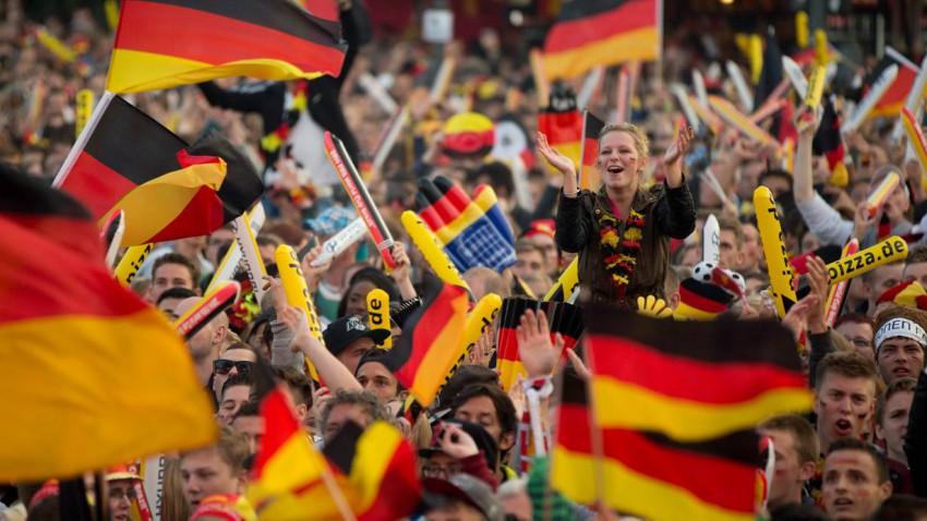 Deutschland ist Sieger der Gruppe F Bild (c): Axel Schmidt / Reuters