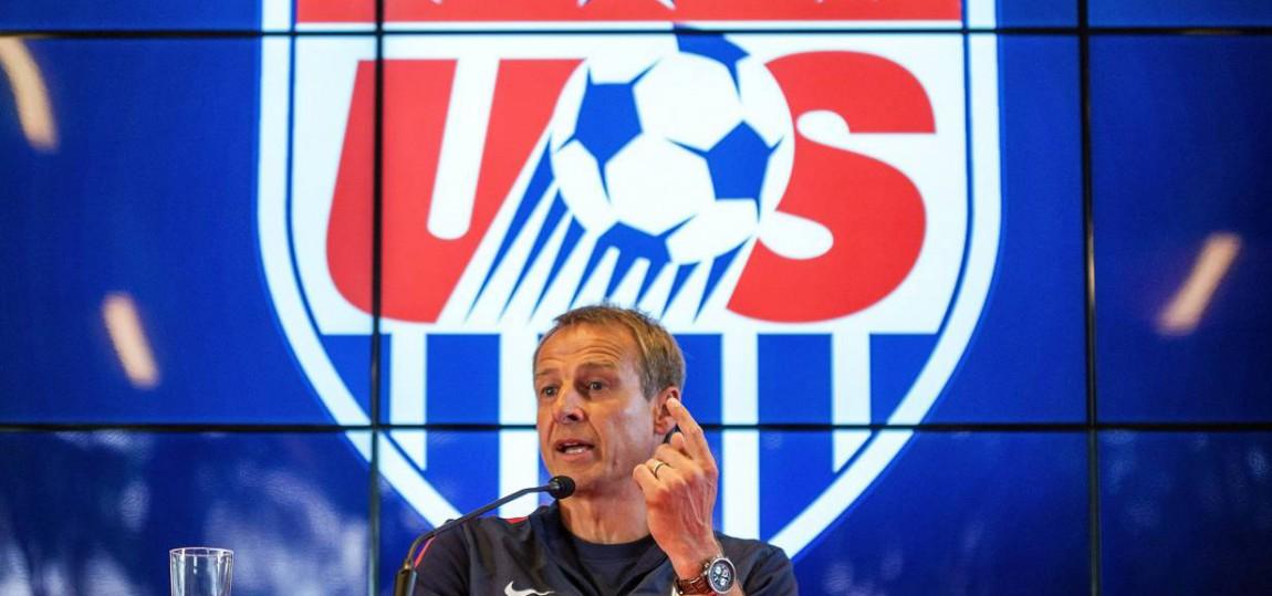 WM 2014 Klinsmann
