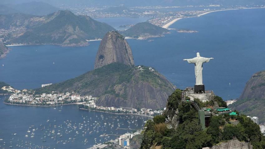 © Bild: Marcelo Sayao / EPA / picturedesk.com