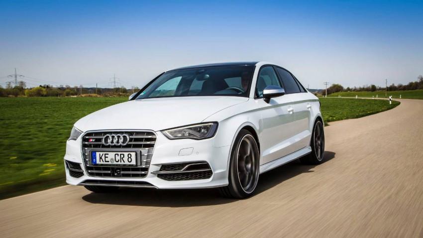 Fahrbericht Abt Audi S3 Limousine