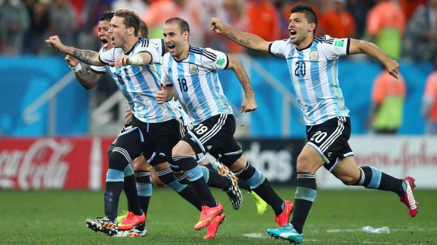 argentinien mannschaft brasilien 2014