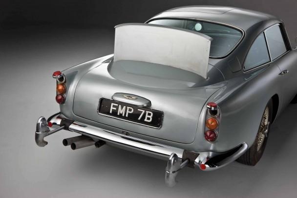Aston Martin DB5 FMP 7B
