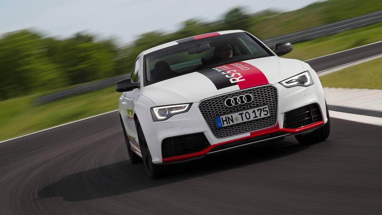 Audi RS5 TDI concept Wallpaper 3