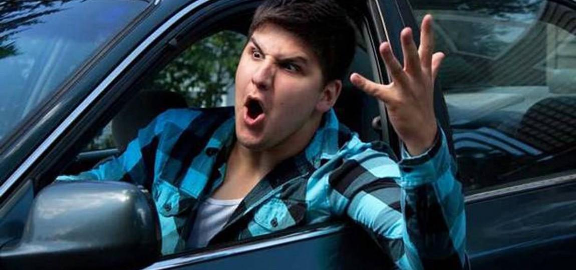 3 Typen die zu den nervigsten Autofahrern gehören