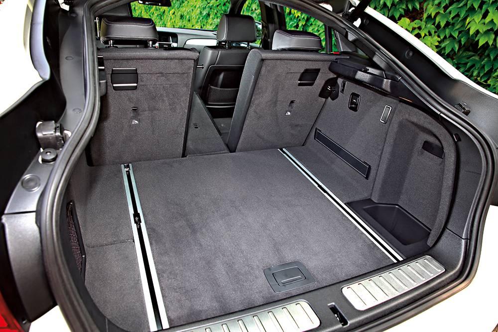 bmw x4 2014 kofferraum hinten innen