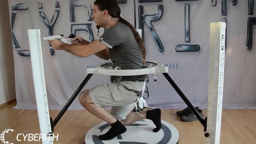 Ultimativ Immersiv: Ganzkörper-Virtual Reality