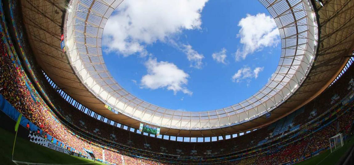 Estádio Nacional de Brasília Mane Garrincha