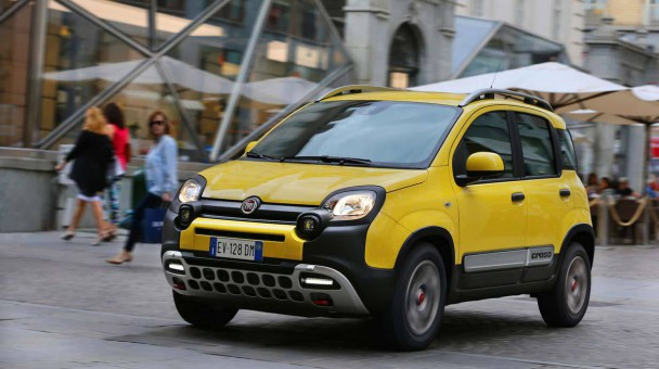 fiat panda cross. Black Bedroom Furniture Sets. Home Design Ideas