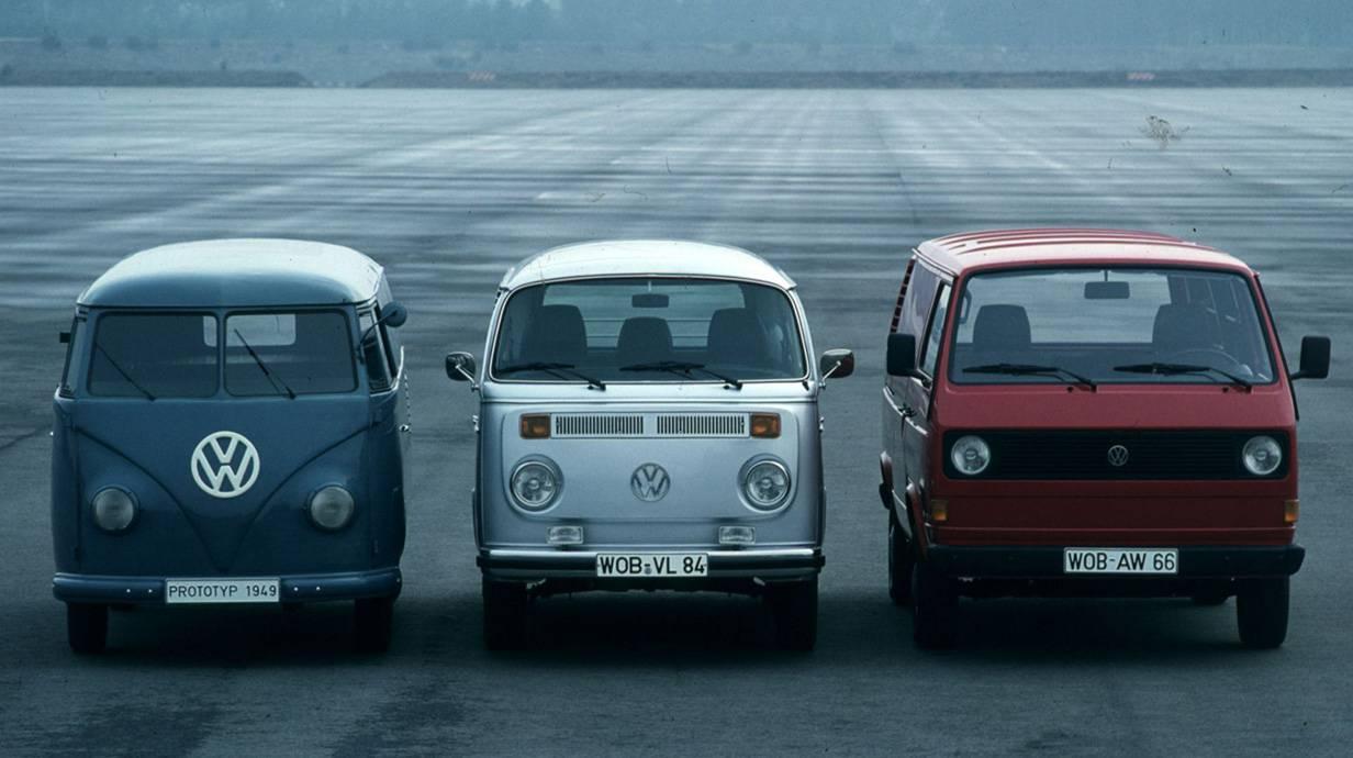 _Gruppenbild der drei Baureihen