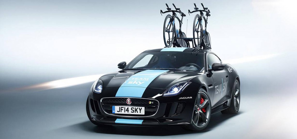 diashow f type coup r team sky. Black Bedroom Furniture Sets. Home Design Ideas