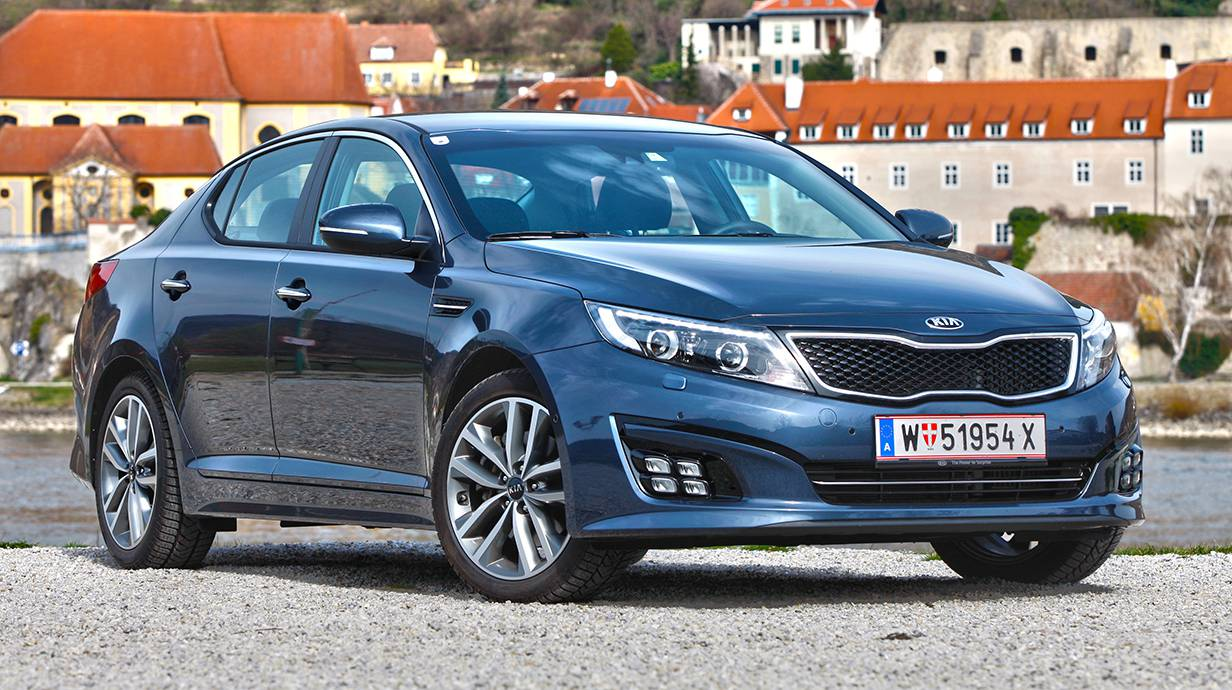 test all you can drive kia optima 1 7 crdi 2014. Black Bedroom Furniture Sets. Home Design Ideas