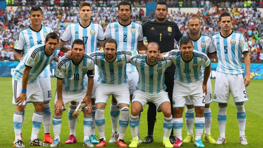 argentinien nationalmannschaft