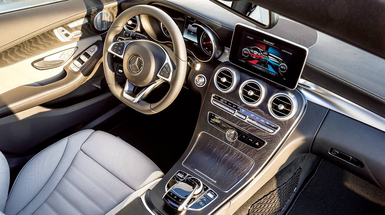 Mercedes Benz Classe G  Interieur