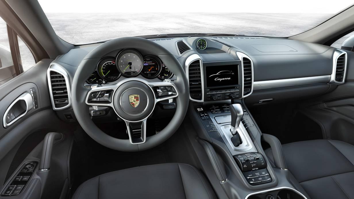 _Neuer Porsche Cayenne Wallpaper 5