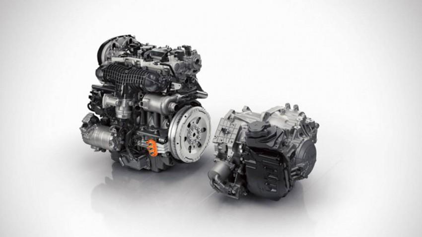 Der neue Volvo XC90 T8 Hybrid