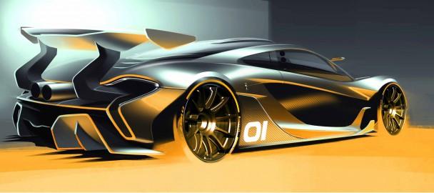 Für den Sprint von 0 auf 100-km/h will McLaren  an der 2-Sekunden-Marke kratzen