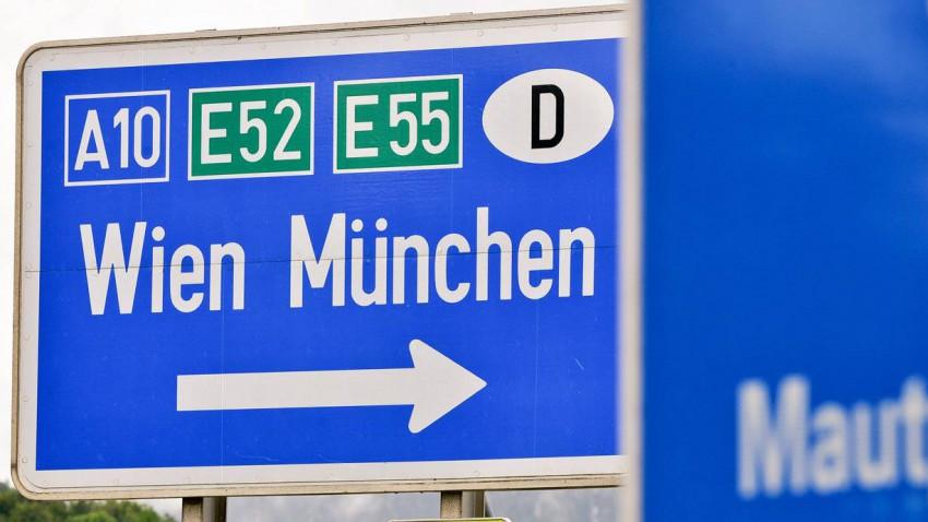 Grenze zu Deutschland