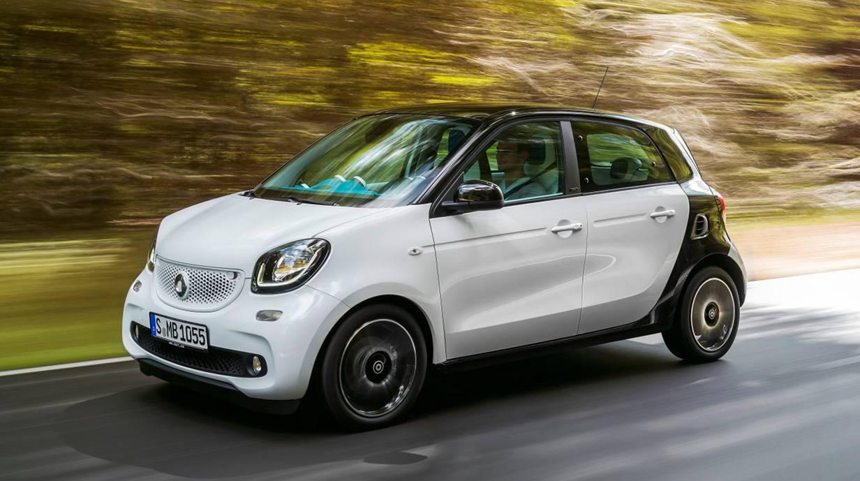 Neu: Smart Fortwo und Forfour 2015 Modellvorstellung ...