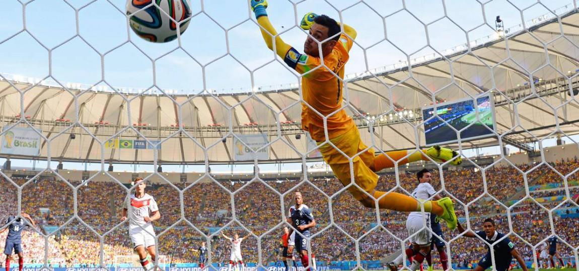 spielstand deutschland gegen frankreich viertelfinale mats hummels