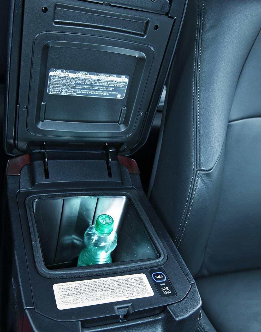 Toyota Landcruiser 3,0 D-4D Elegance 2014 kühlschrank kühlbox