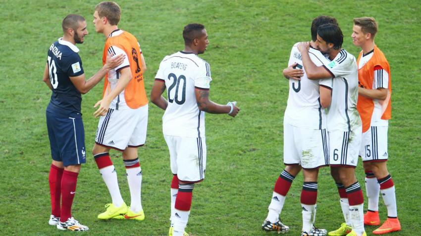 viertelfinale deutschland gegen frankreich