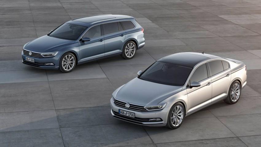 VW Passat 2014 - Embargo 23 Uhr (1)