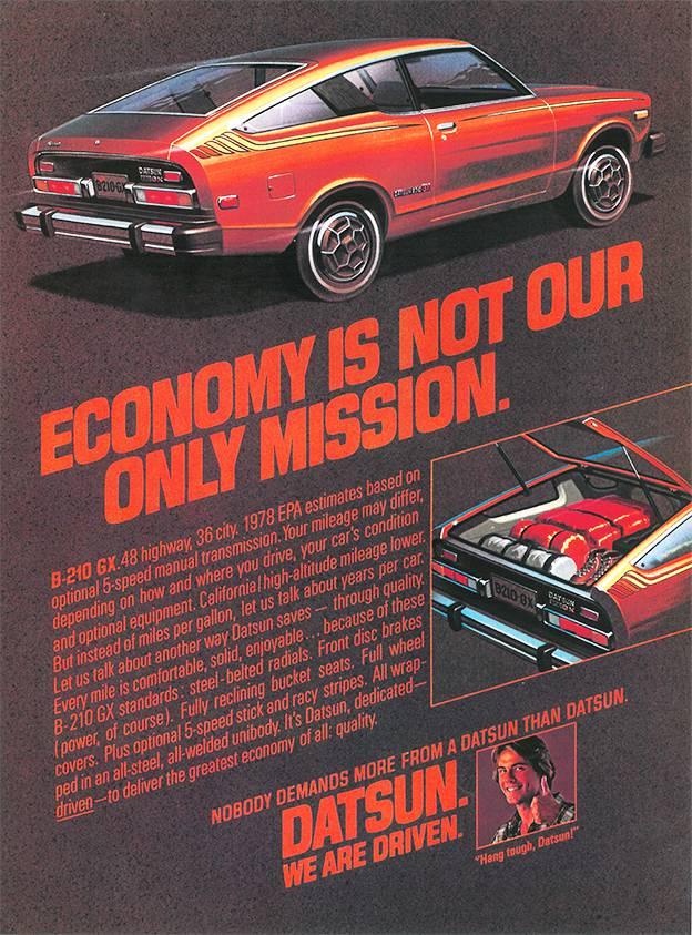 Datsun B 210 GX