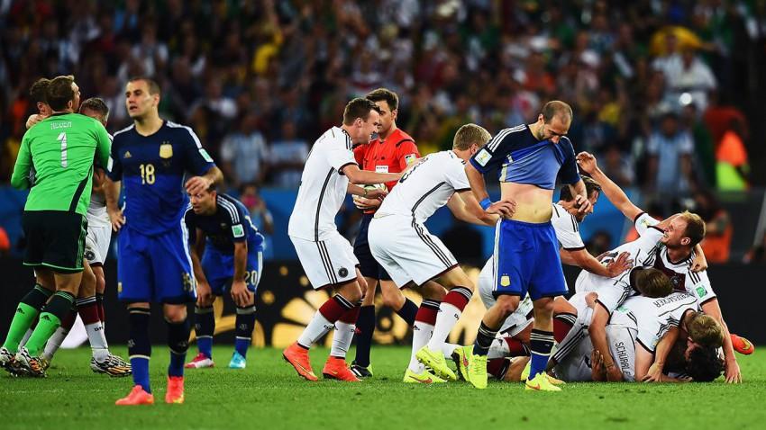 Spiel Deutschland Argentinien 2017