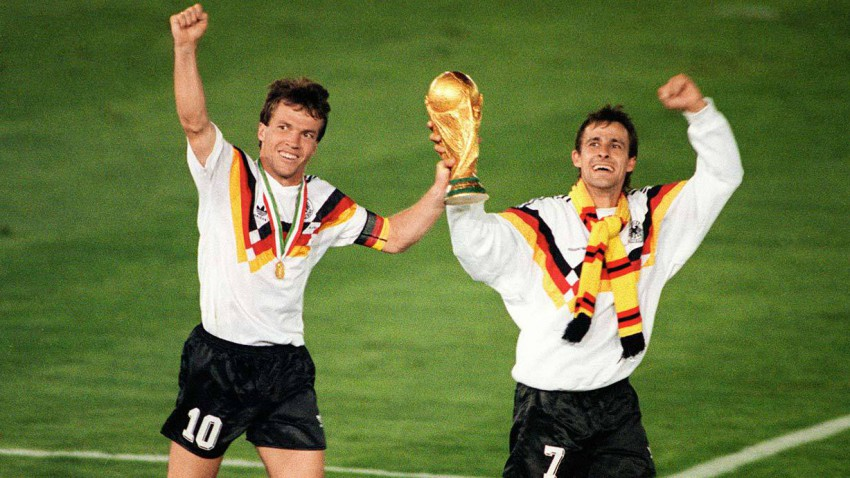 WM Finale 1990