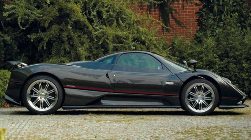 Wie bekommt man den Pagani-Sound in einen Mercedes?