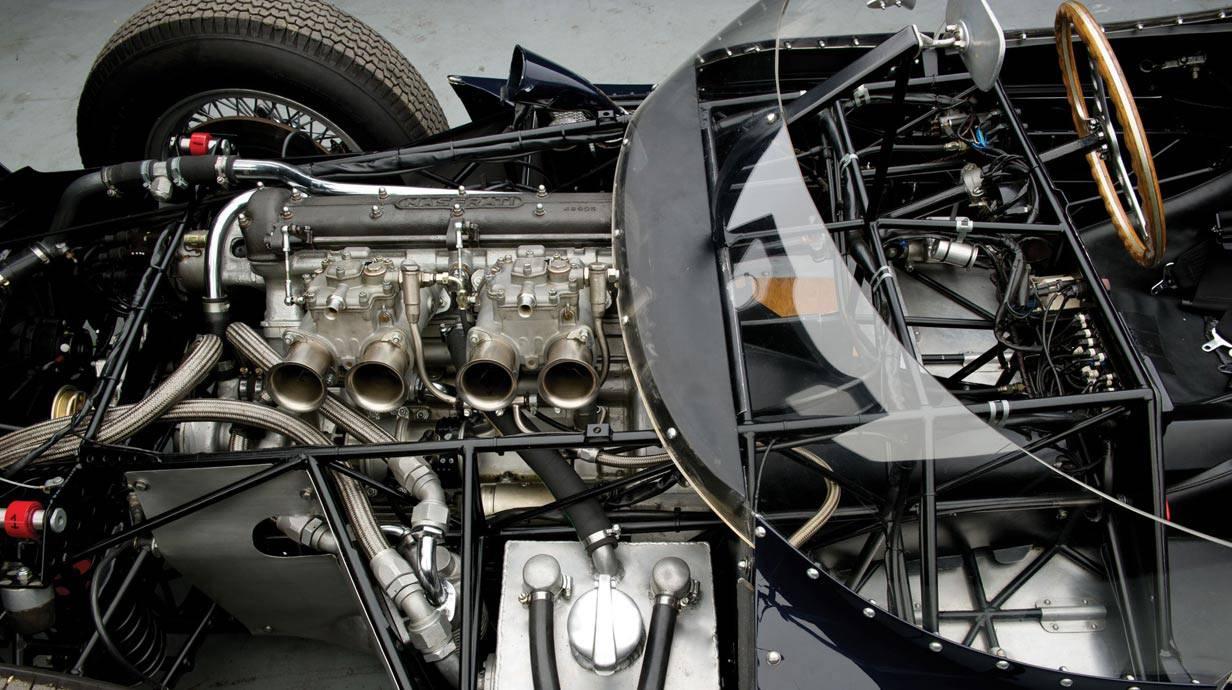 Maserati Tipo 61, 1960
