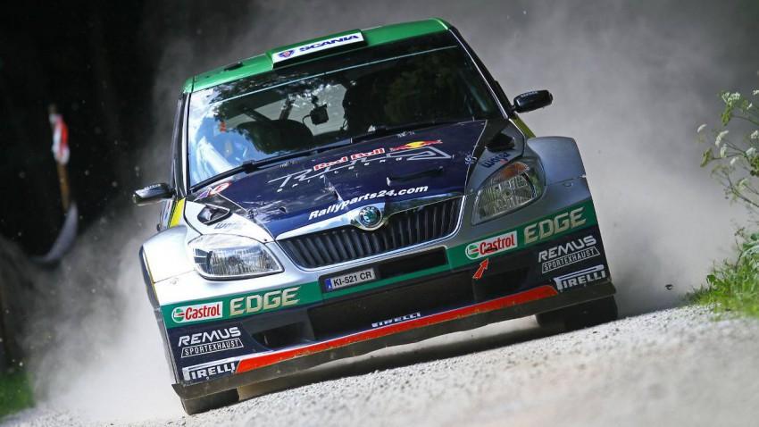 Baumschlager zum 12. Mal Rallye-Staatsmeister