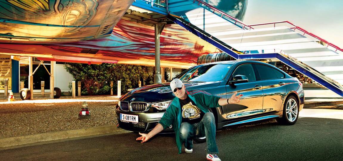 bmw 420d xdrive a gran coupe 2014 david staretz vorne seite front