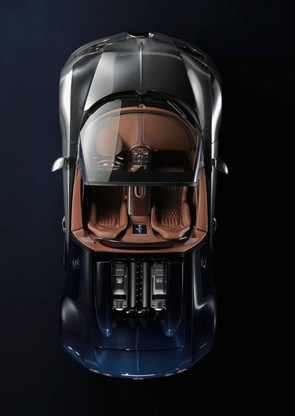 Bugatti Veyron 16.4 Grand Sport Ettore