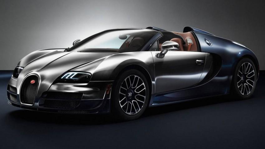 Eine Ode an den Bugatti Typ 41 Royale.