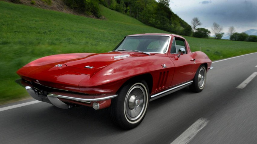 Corvette Stingray 396 Turbo-Jet