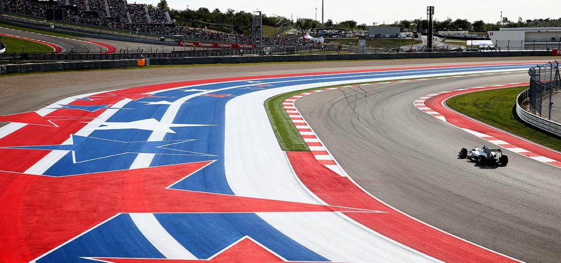 Formel-1-Strecken: Austin